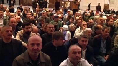 sabah namazi -  Vatandaşlar Mehmetçik için Çamlıca Camii'ne koştu