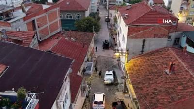 harekat polisi -  Bursa'da bin polisle şafak operasyonu