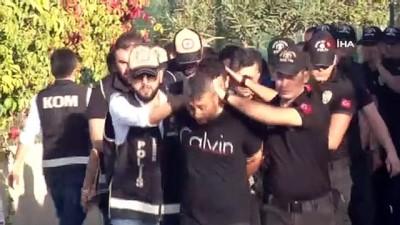 Cezaevi müdürlü, polisli suç örgütünün 'polisi şehit ettiği' iddiası