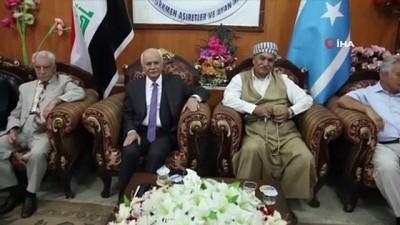 - Iraklı Türkmen aşiretlerinden Barış Pınarı Harekatı'na tam destek
