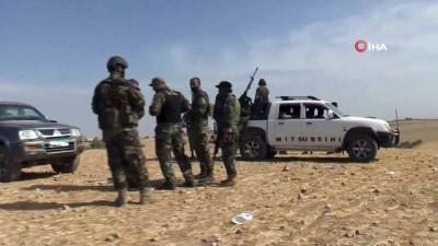- Mümbiç sınırında TSK ve MSO operasyon için hazır bekliyor
