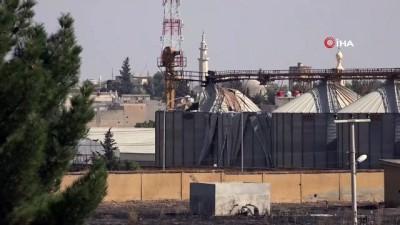 ihlas -  - Resulyan'da imha edilen terör mevzileri görüntülendi - Kentte SMO birliklerinin de gezdiği görülürken, ilçeye askeri sevkiyatlar sürüyor