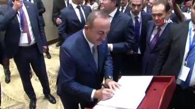 - Türk Konseyi Dışişleri Bakanları Toplantısı başladı
