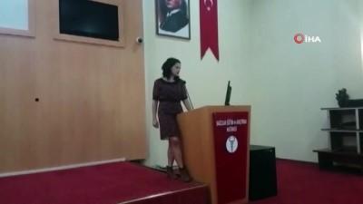 konferans -  Bağcılar Eğitim ve Araştırma Hastanesi'nde meme kanseri konferansı