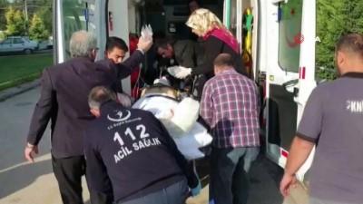Bursa'da sis faciası:1 ölü 2 yaralı