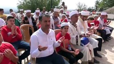 cami imami -  Cami imamlarından ve Kur'an kursu öğreticilerinden Mehmetçiğe dua etkinliği