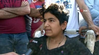 Kızıltepe Kaymakamı Çam, terör saldırısında yaralananları ziyaret etti