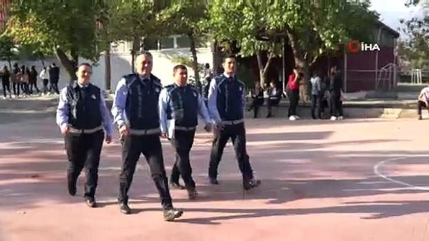 okul kantini -  Pamukkale'de zabıta ekipleri okul kantinlerini denetledi