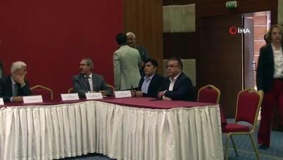 Antalya iş dünyası ve STK'lardan Barış Pınarı Harekatı'na destek