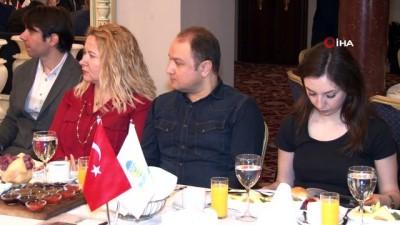 """meslek lisesi -  BTB Başkanı Matlı: """"Ekonomimizi güçlendirerek Mehmetçiğimizin yanında olmalıyız"""""""