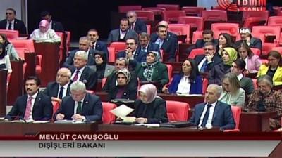Dışişleri Bakanı Mevlüt Çavuşoğlu: 'YPG-PKK, elinde tuttuğu DEAŞ'lılara Türkiye'de terör eylemi yapmaları karşılığında harçlık verdi'