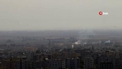 Resulayn'dan dumanlar yükseliyor