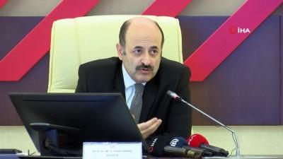"""YÖK Başkanı Saraç: """"Özel yetenekle öğrenci alımı devam edecek"""""""