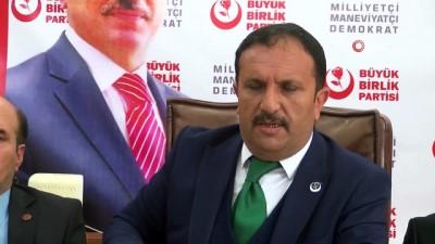 gorev suresi -  BBP'den HDP'ye 'Hadlerini bildiririz'