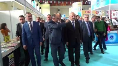 televizyon -  Kahramanmaraş 6. Kitap ve Kültür Fuarı açıldı