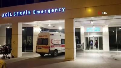 Kuşadası'nda kadın arkadaşını pompalı tüfekle yaralayan saldırgan intihar etti