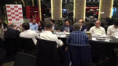 """Samsun Büyükşehir Belediye Başkanı Demir: """"Taş üstüne taş koyanın her zaman yanındayız"""""""