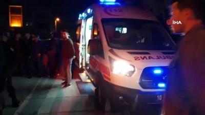 2 yaşındaki çocuk evde çıkan yangında hayatını kaybetti