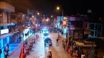 Barış Pınarı Harekatı'na destek yürüyüşü - MANİSA