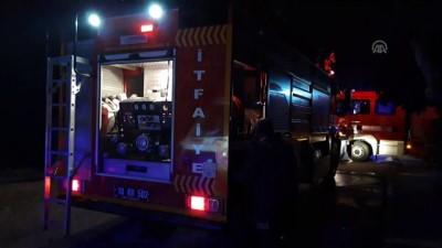 Ev yangınında 2 yaşındaki çocuk öldü - BALIKESİR