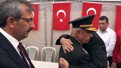 Jandarma Genel Komutanı Çetin'den şehit ailesine ziyaret - KIRIKKALE