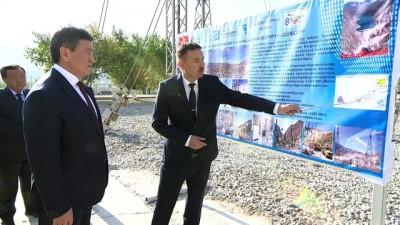 Kırgızistan Güneydoğu Asya'ya enerji ihracatına hazırlanıyor - BİŞKEK