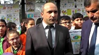 Kırşehir'de 'Durakta Matematik Projesi'