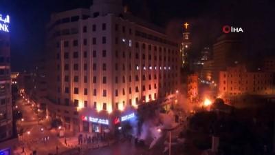 - Lübnan'da protestoculara ateş açıldı: 1 ölü, 7 yaralı
