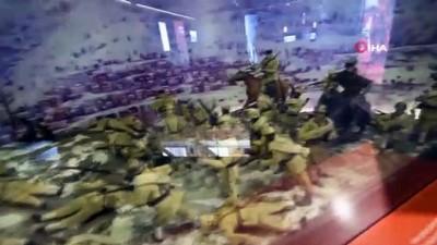Milli Mücadele Müzesi'ni 22 ayda 281 bin 550 kişi ziyaret etti