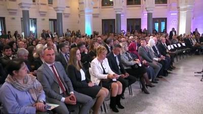 Ömer Faruk Tekbilek Saraybosna'da konser verdi - SARAYBOSNA