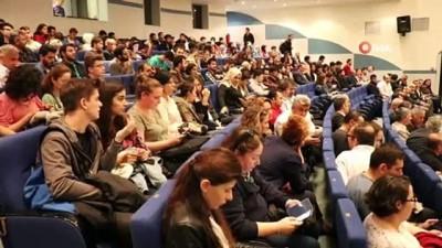 """konferans -  TÜBİTAK Başkanı Mandal: """"Teknolojiyi kullanan değil üreten ülke olmak zorundayız"""""""