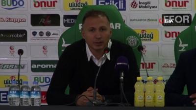 """Ahmet Taşyürek: """"Allah, Bursaspor'un bu sıkıntıyı çekmesini istemiyor herhalde"""""""