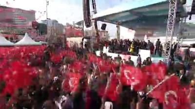Cumhurbaşkanı Erdoğan'dan asker selamı - KAYSERİ