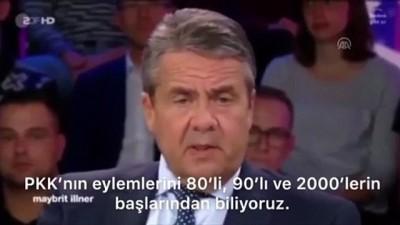 Eski Alman bakan, terör örgütü PKK'nın suçlarını anlattı - BERLİN