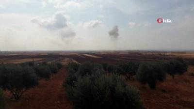 - İdlib'e Hava Saldırısı: 2 Ölü