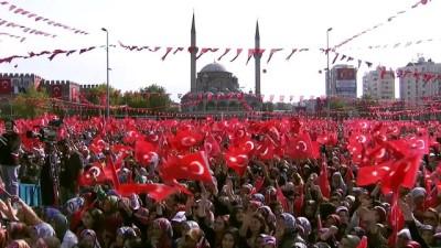 ''Kazanan taraf Türk milleti oldu, dünyadaki mazlumlar oldu' - KAYSERİ