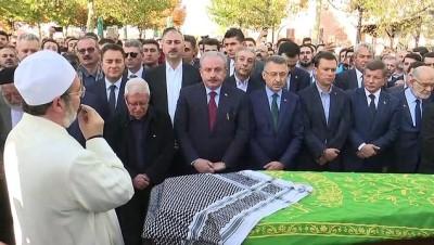 'Kudüs şairi' Nuri Pakdil, son yolculuğuna uğurlandı (2) - ANKARA