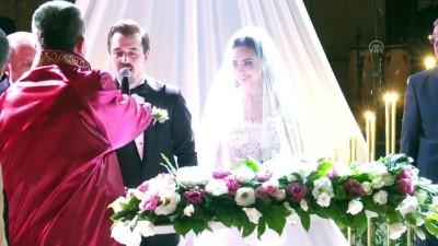 televizyon - TBMM Başkanı Şentop, nikah şahidi oldu - ANKARA