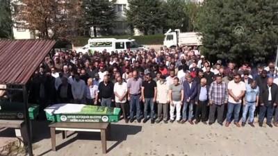 Trafik kazasında ölen üniversite öğrencisi defnedildi - KAYSERİ