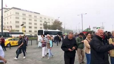 Yoğun sis hayatı olumsuz etkiledi (3) - İSTANBUL