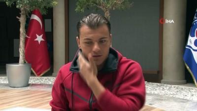 ihlas -  Yusuf Erdoğan: 'Hedefimiz Avrupa kupalarına gitmek'