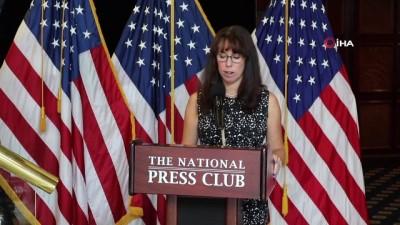 - ABD'li gazetecilerden Kaşıkçı'yı anma töreni
