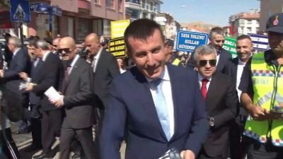Ankara'da bir ilk: 3 boyutlu yaya geçidi