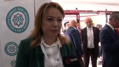 """Malatya Turgut Özal Üniversitesi Rektörü Prof. Dr. Karabulut """"Doğada Hayat Var"""" dedi"""