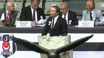 Beşiktaş Kulübünün kongresi - Çebi/Tekinoktay/Adalı - İSTANBUL