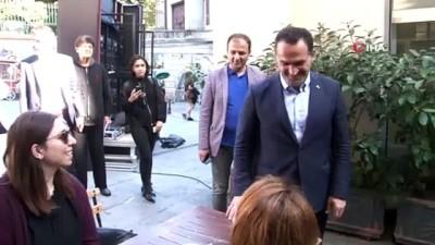 televizyon -  Duayen fotoğrafçı Ara Güler Beyoğlu'nda anıldı