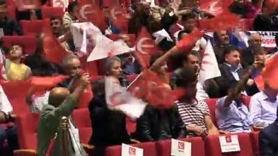 Fatih Erbakan: 'Milli görüşçüler olarak her zaman şehit olmaya hazırız' - KAYSERİ
