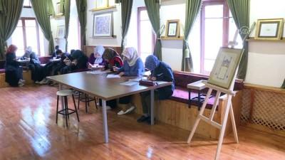 Klasik Türk İslam sanat dalları kurslarda yaşatılacak (2) - ANKARA