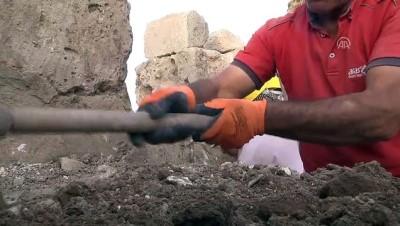 hayat agaci - 3 bin yıllık 'Asur mührü' kazılarda ortaya çıktı - DİYARBAKIR