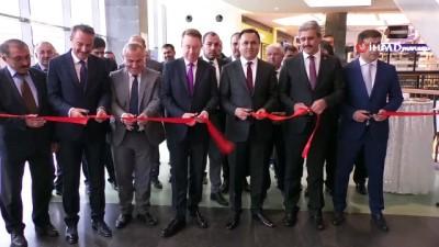 Yozgat'ta 'Avustralya'da Türk Kimliğinin ifadeleri' sergisi açıldı